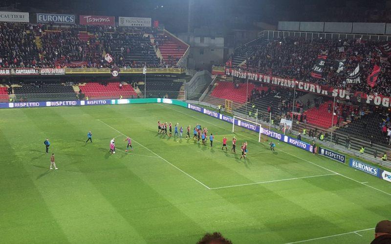 Probabile ampliamento dello stadio per la gara Foggia-Bari?