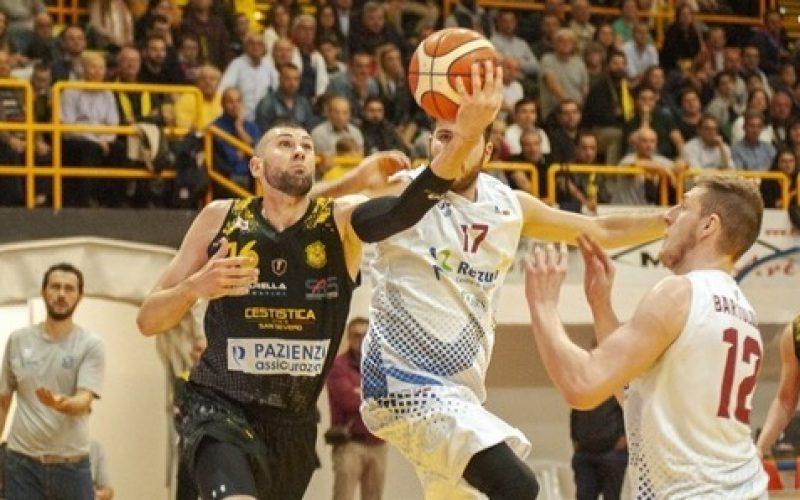 Basket. Allianz S Severo, altra sconfitta a Salerno. Si va a gara-5