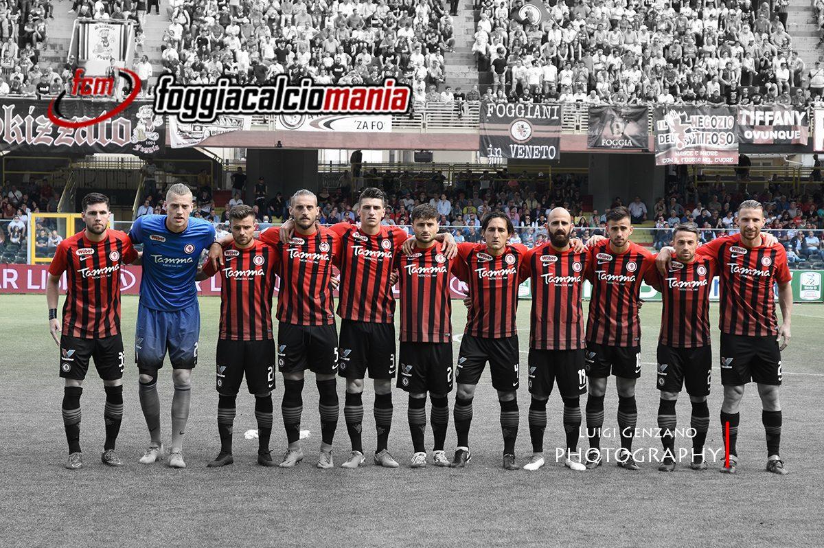 Serie B: Stagione 2017-2018 – I 5 scatti di Foggia-Salernitana