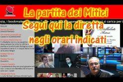 La partita dei Mitici – 18/05/2018 – Frosinone-Foggia