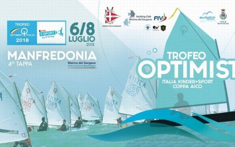 Manfredonia, a luglio la coppa AICO e il trofeo Italia Kinder