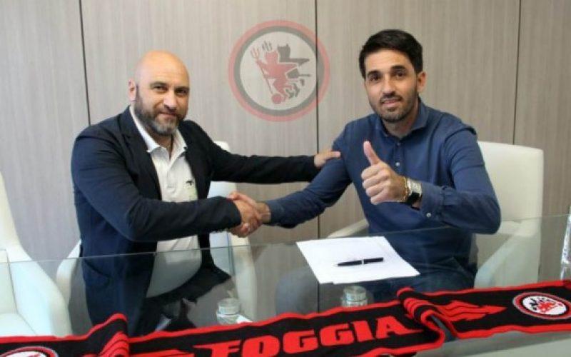 Ufficiale: Gianluca Grassadonia è il nuovo allenatore del Foggia