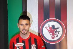 """Foggia, Greco: """"Sono di proprietà del Bari ma vorrei restare a Foggia"""""""