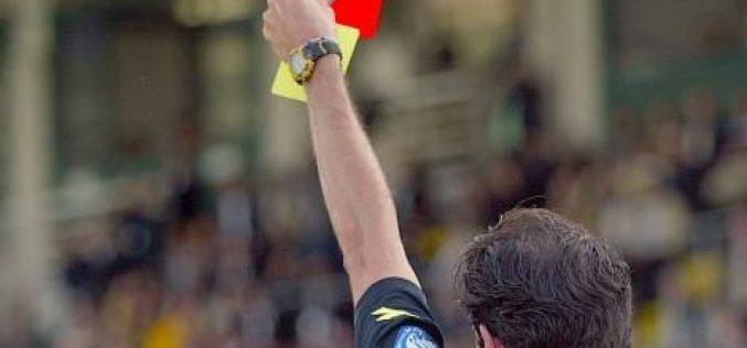 Giudice sportivo: Foggia, ammenda alla società