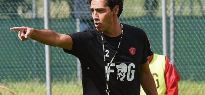 """Perugia, Nesta: """"Lecce forte, c'è la mano di Liverani. Batterli sarebbe il massimo"""""""