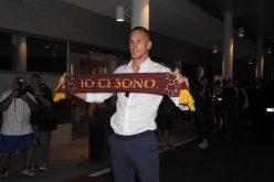 """Roma, Olsen: """"Passo in avanti per la carriera, sogno lo scudetto"""""""