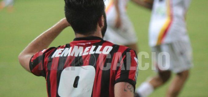 UFFICIALE – Iemmello torna al Foggia. Prestito dal Benevento