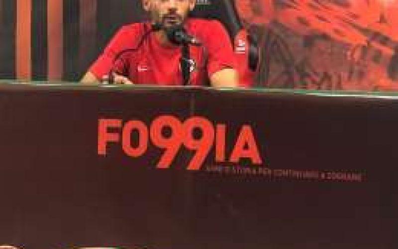 """Foggia, Zambelli: """"Crediamo in quello che facciamo. Non vediamo l'ora di giocare il campionato"""""""