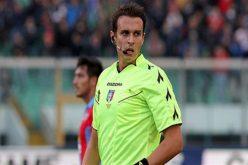 Benevento-Foggia dirige il sig. Ros di Pordenone