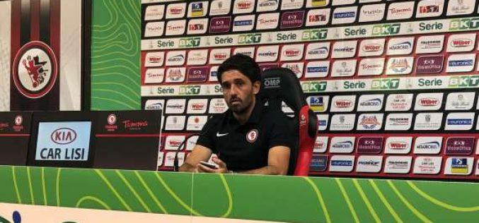 """Foggia, Grassadonia: """"Col Livorno più importante di uno spareggio"""""""