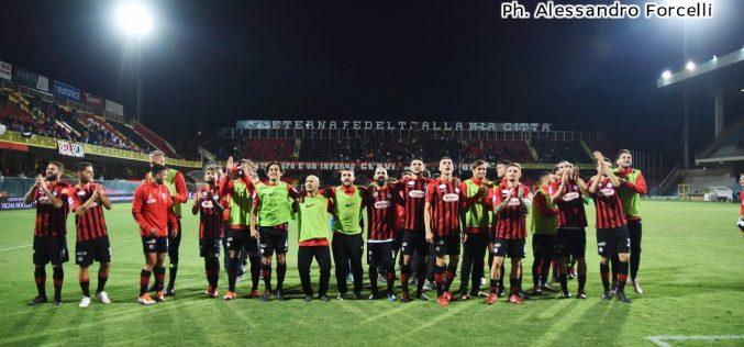Foggia, a Benevento per l'impresa