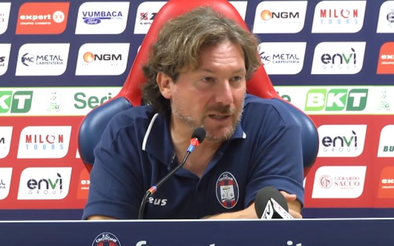 Foggia, l'ex tecnico Stroppa rischia l'esonero: il Crotone dà l'ultima chance