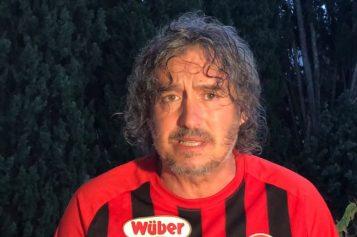 Francesco da Prato va a trovare Davide Pelusi a Milano