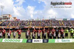 Cosenza-Foggia: le formazioni ufficiali