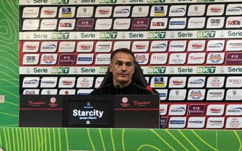 """Ascoli, Vivarini: """"Abbiamo messo alle corde il Foggia in casa loro"""""""