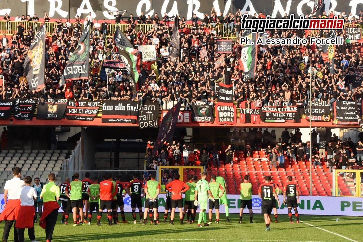 Serie B: Stagione 2018-2019 – Le foto di Foggia-Lecce