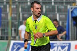 Spezia-Foggia dirige Lorenzo Maggioni di Lecco