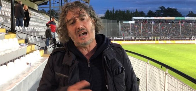 Francesco da Prato: Spezia-Foggia 0-0 (25/11/18)