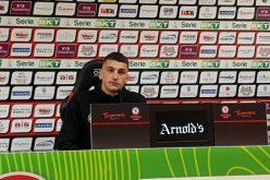 """Camporese: """"Credo nel progetto del Foggia e voglio tornare in serie A con questa squadra"""""""