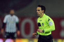 Foggia-Brescia dirige Valerio Marini di Roma 1