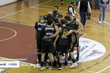 Basket, la Allianz Pazienza San Severo è inarrestabile: passa anche a Civitanova e blinda il primo posto