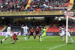 """Foggia, Busellato: """"Pronti per lo Spezia. Vogliamo risalire la china"""""""