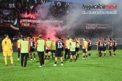 Spezia-Foggia 0-0, i rossoneri in dieci resistono e portano a casa un punto
