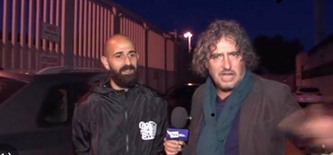 Mazzeo si confessa ai microfoni di Francesco da Prato …
