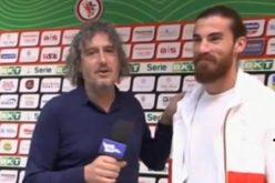 """Luca Martinelli si confessa ai microfoni di Mitico Channel a Francesco da Prato con la """"benedizione"""" della Madonna dei Sette Veli!"""