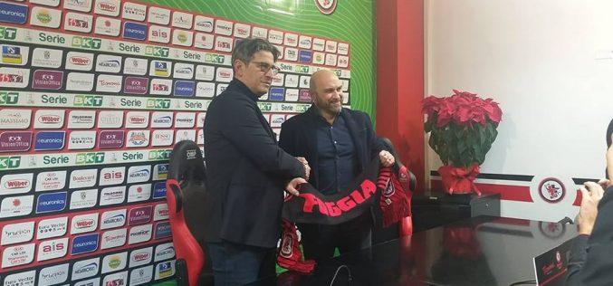 """Padalino: """"Darò il massimo per la squadra della mia città"""""""