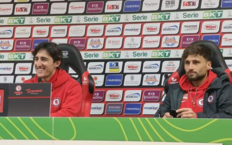 Foggia, le parole di Agnelli e Gerbo dopo il match contro il Verona