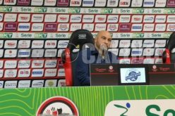 """Foggia, Nember: """"Secondo tempo più brutto del campionato"""""""