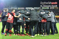 Perugia-Foggia: le formazioni ufficiali