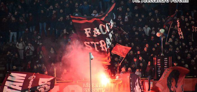 Salernitana-Foggia: 2mila biglietti per il Settore Ospiti. Le info