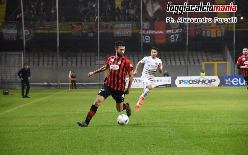 """Foggia, Iemmello: """"Contro il Livorno non abbiamo alternative dobbiamo vincere"""""""