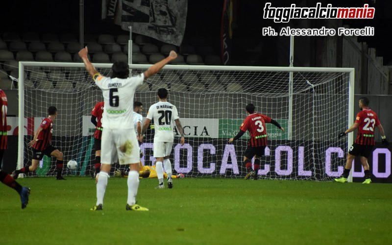Foggia-Venezia 1-1, Vrioni risponde a Iemmello. Grassadonia in bilico?