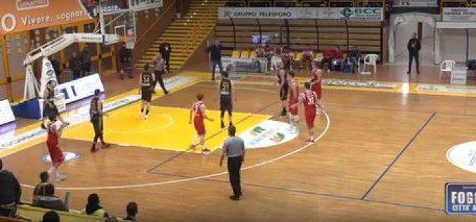 Cestistica San Severo a punteggio pieno: 15 vittorie, chiude il girone d'andata imbattuta