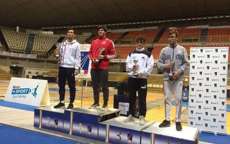 Cinque atleti del Circolo Schermistico Dauno si qualificano per le finali nazionali