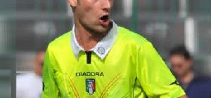 Foggia-Cosenza dirige Lorenzo Maggioni di Lecco