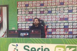 """Martinelli: """"La squadra ha un solo obiettivo, la salvezza"""""""