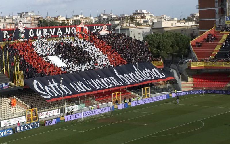 Foggia – Pescara  1 – 1 Pari e patta col Pescara