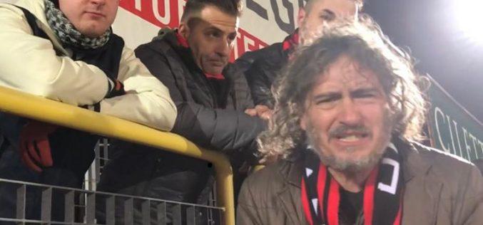 Un grazie a dei ragazzi STRAORDINARI – Francesco da Prato su Foggia Benevento 1-1