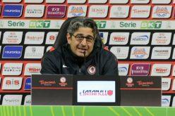 """Padalino: """"Dobbiamo portare in campo l'entusiasmo trasmesso dai tifosi"""""""