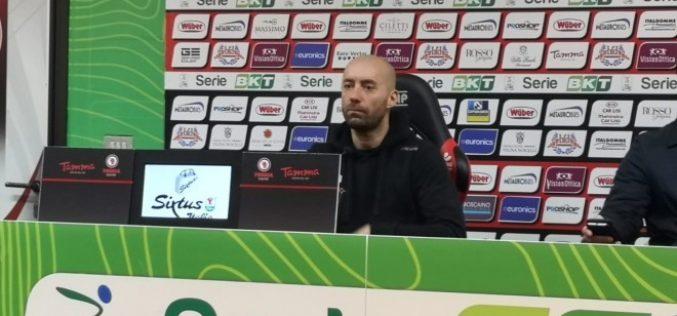 """Benevento, Bucchi: """"Gara dominata sul gioco. Kragl strepitoso"""""""