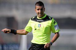 Foggia-Benevento dirige Livio Marinelli di Tivoli