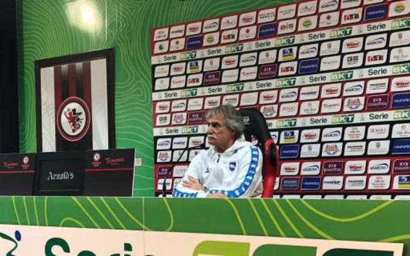 """Pillon: """"Bella partita, i rossoneri hanno una buona squadra"""""""