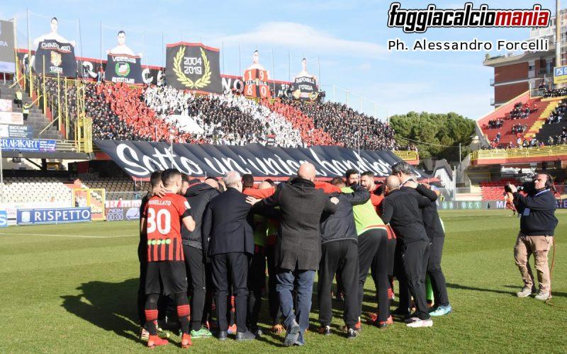 Foggia-Benevento, la partita degli ex
