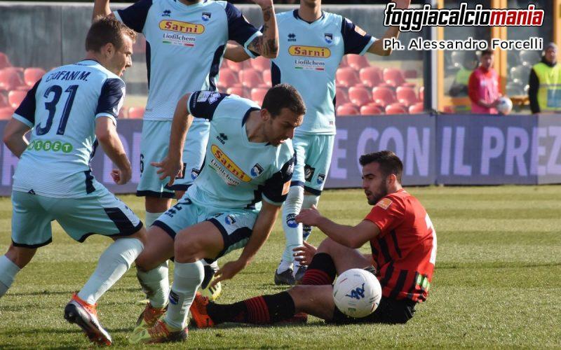 Le Pagelle di Foggia-Pescara – Deli incanta, Kragl delude