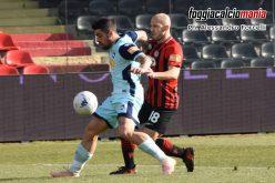 L'agonia del pareggio, al Foggia mancano i gol