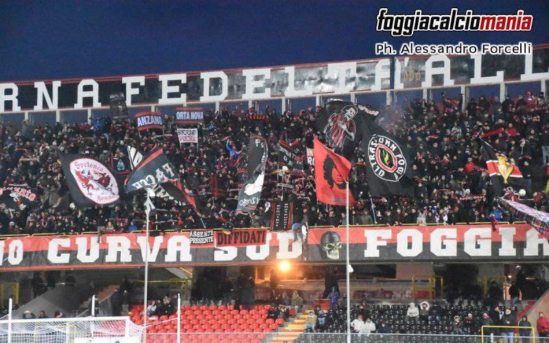 Foggia, allenamenti aperti e città intorno alla squadra. Il Cittadella rievoca la Coppa Italia del 2016